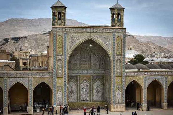 شبستان مسجد وکیل