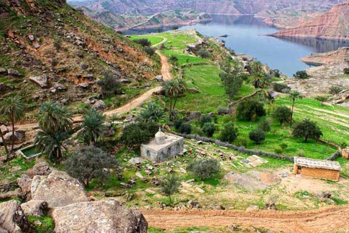صوفی احمد | جاهای دیدنی دزفول