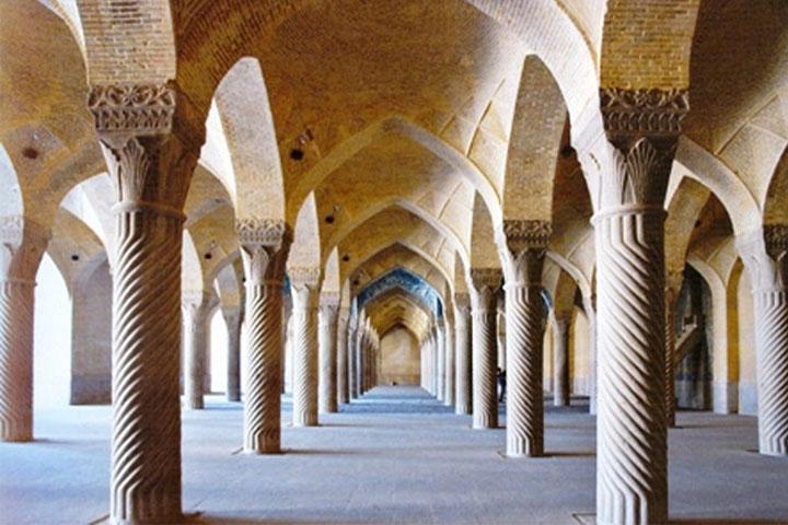 طاقنماهای مسجد