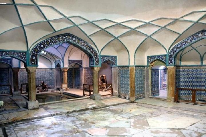 حمام حاج عسگر خان | جاهای دیدنی قم