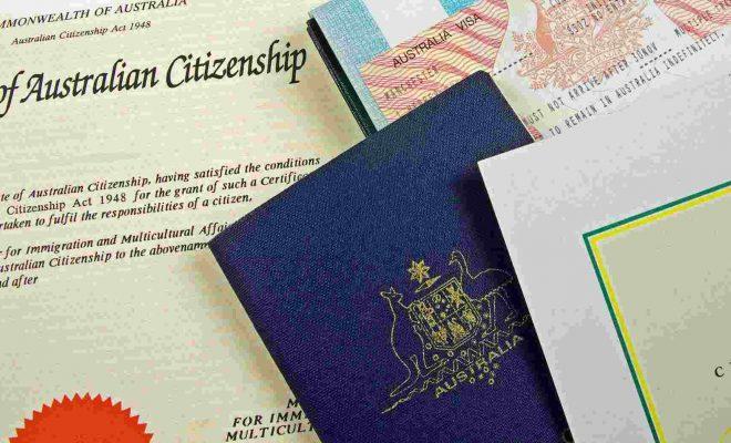 قانون مهاجرت به استرالیا ۱a