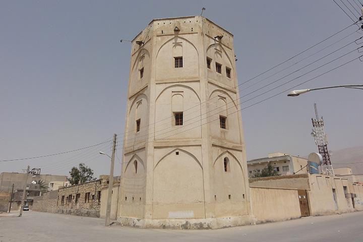 قلعه خورموج دشتی   جاهای دیدنی بوشهر