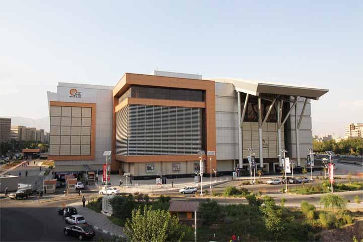 مجتمع تجاری مگامال | مراکز خرید تهران