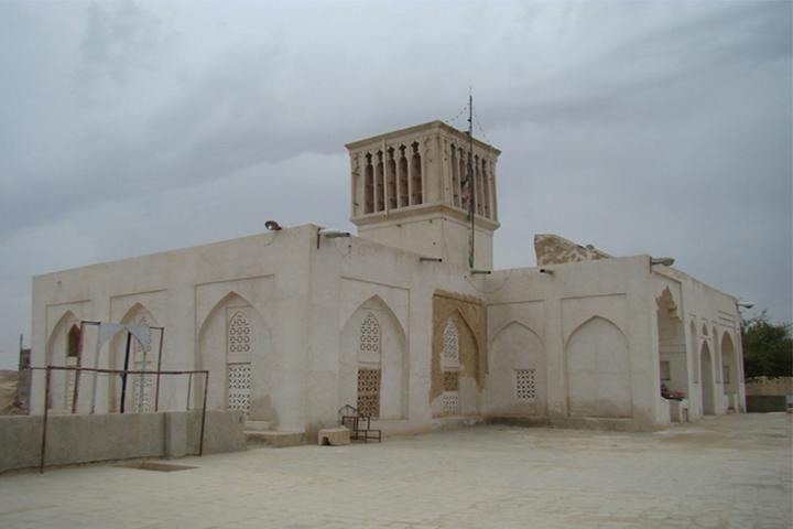 مسجد جامع بردستان   جاهای دیدنی بوشهر