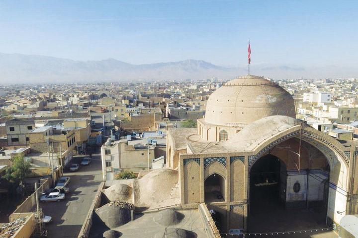 مسجد جامع کاشان | مکان های دیدنی کاشان
