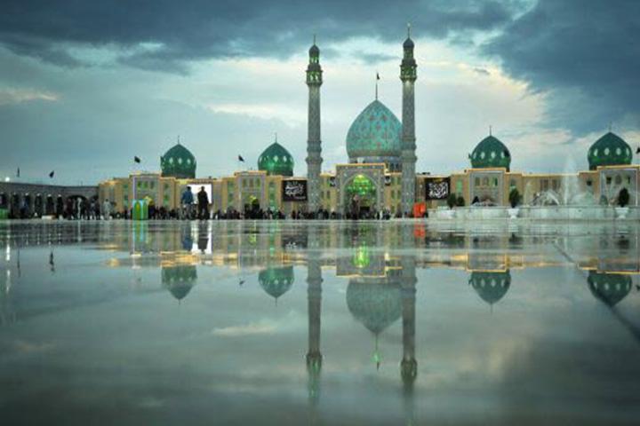 مسجد جمکران | جاهای دیدنی قم