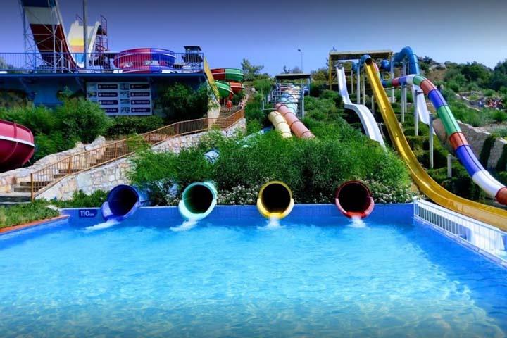 پارک آبی بدروم ؛ لذتی فراموش نشدنی از تفریحات آبی در ترکیه