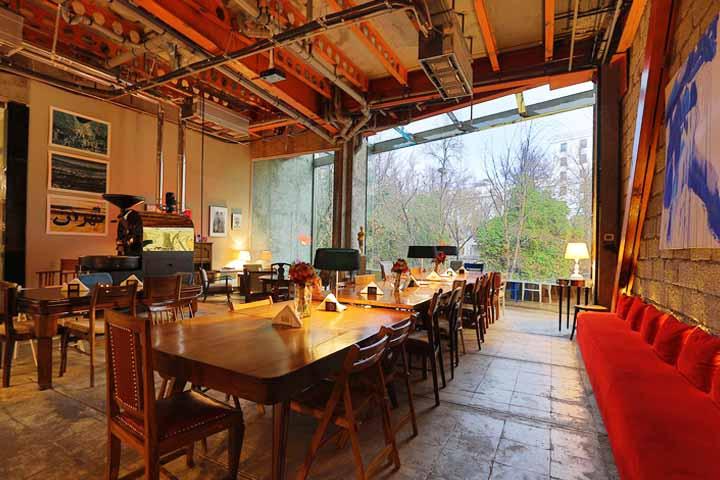 کافه های تهران از کافه های تهران