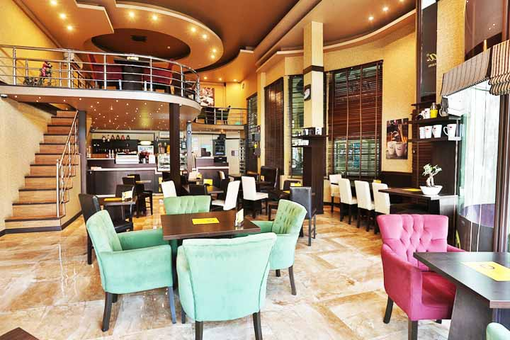 کافه های تهران - کافه ویونا