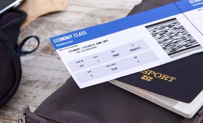 کاهش قیمت بلیط پرواز خارجی