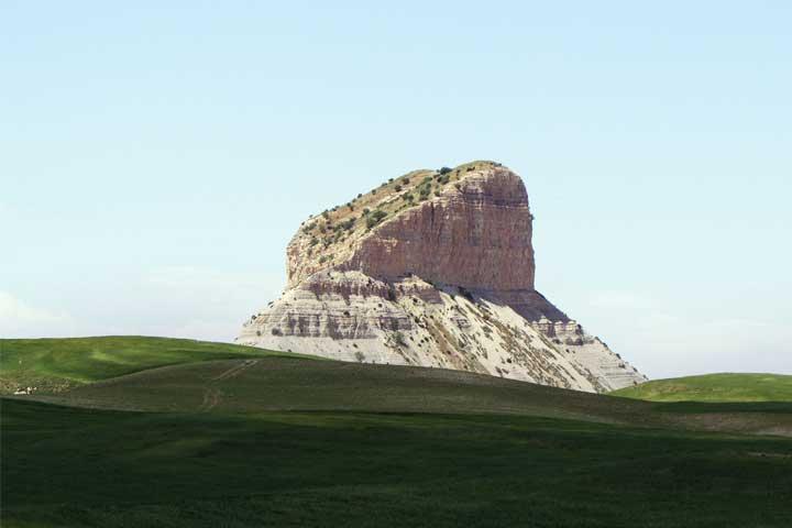 کوه قلاقیران مهمترین کوه ایلام