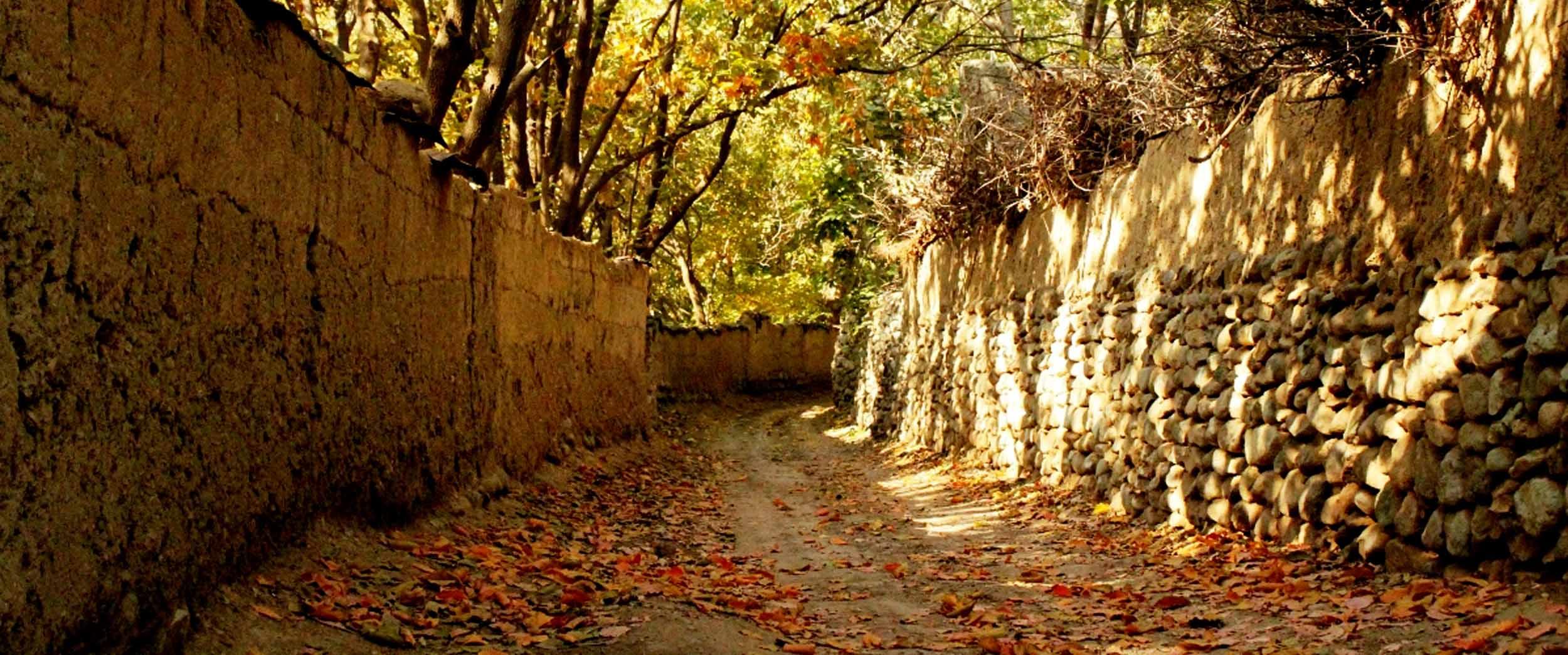 پاییز در تهران ، سمفونی باشکوه پادشاه فصل ها در پایتخت