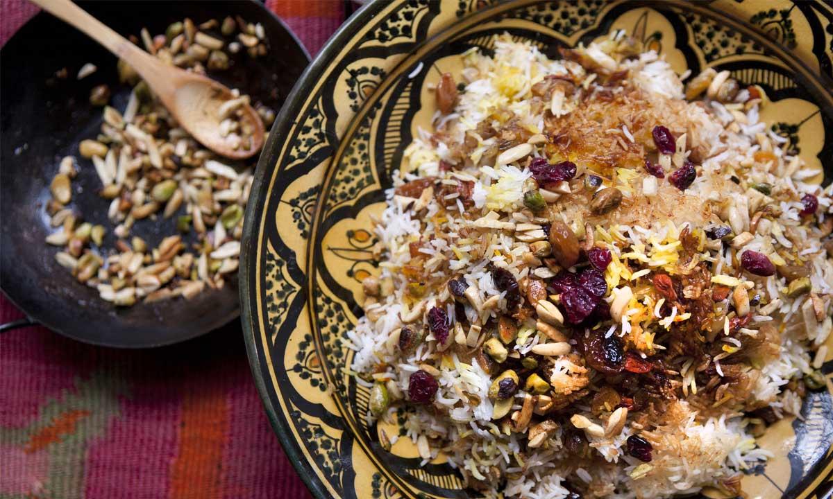 غذاهای ایرانی ؛ طعمهای رؤیایی که در دنیا پیدا نمیشود
