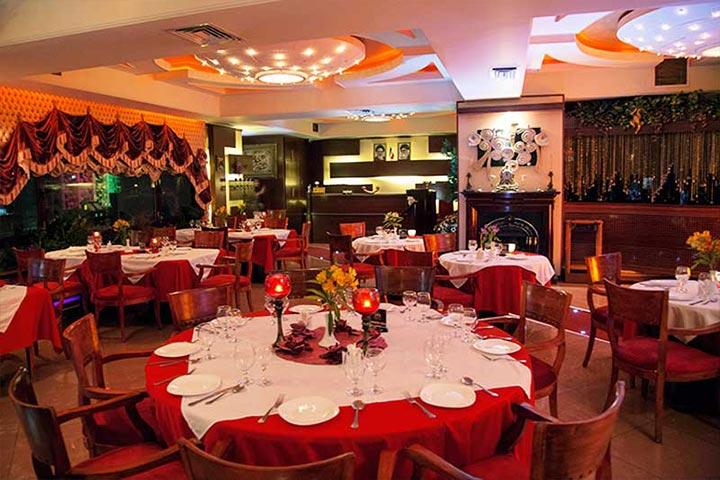 رستوران نارنجستان