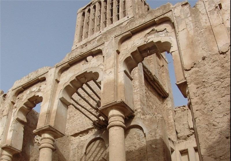 قلعه نصوری دارای گچبری های منحصر به فرد