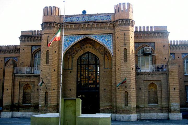 قدیمی ترین مدارس تهران