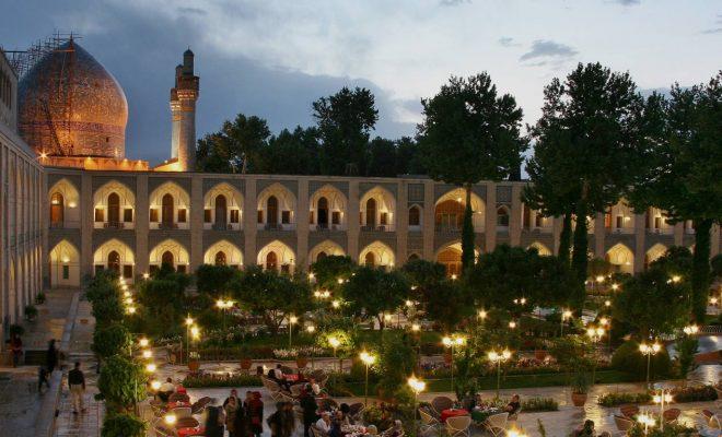 بهترین-هتل-های-اصفهان