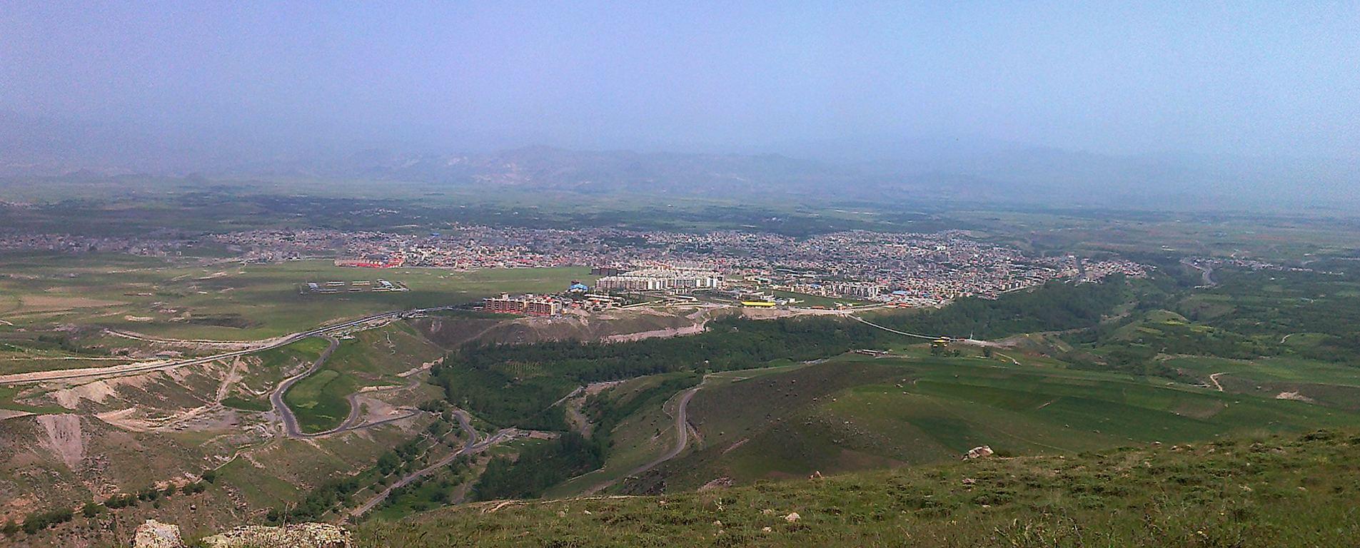 جاهای دیدنی مشگین شهر ، نمایی باستانی در طبیعت ناب آذربایجان