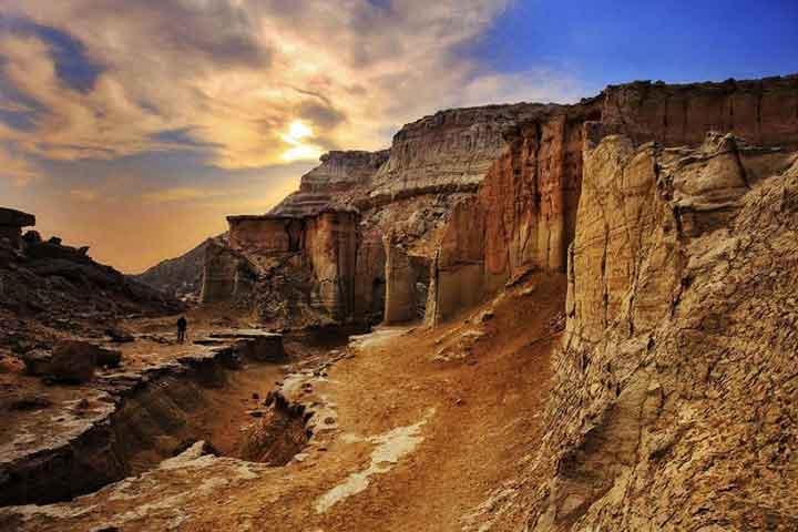 دره ستارگان | از عجایب هفتگانه جزیره قشم