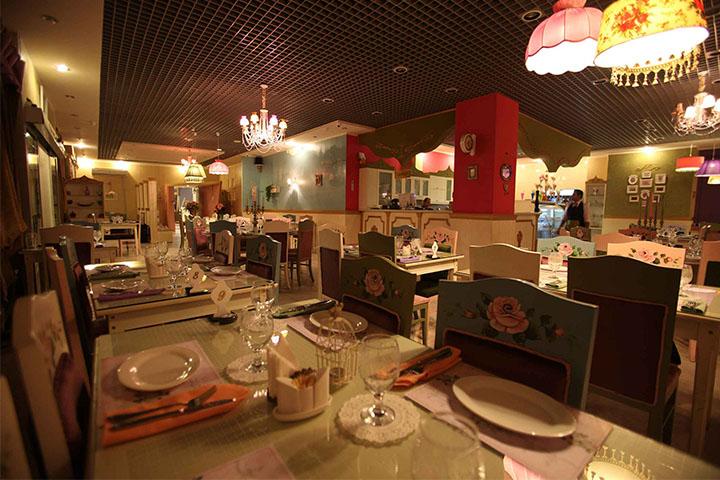 رستوران رویال استار کیش | رستوران های کیش