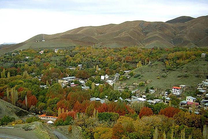 روستای کردان | جاهای دیدنی اطراف تهران