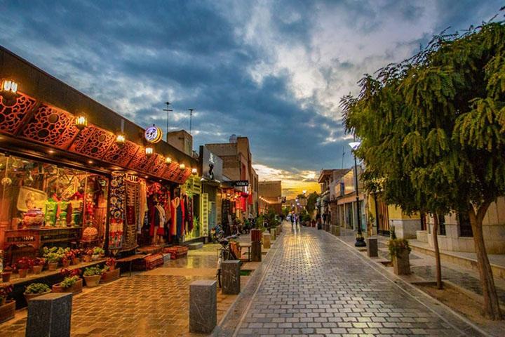 اماکن دیدنی اصفهان محله جلفا