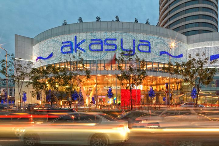 مرکز خرید آکاسیا استانبول۲