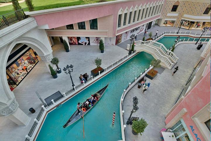 مرکز خرید مگا اوت لت ونیزیا