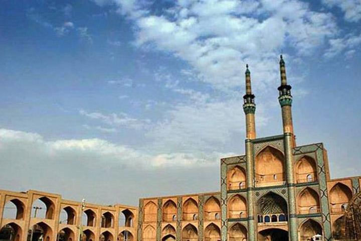 مسجد امیر چخماق