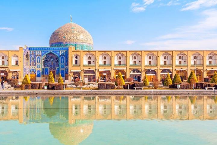 دیدنیهای اصفهان