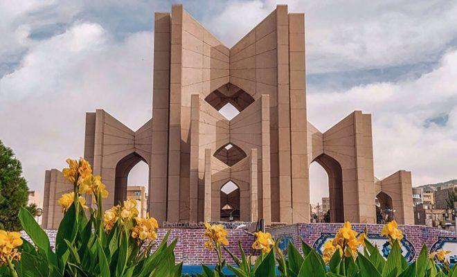 مقبره الشعرای تبریز - شاخص
