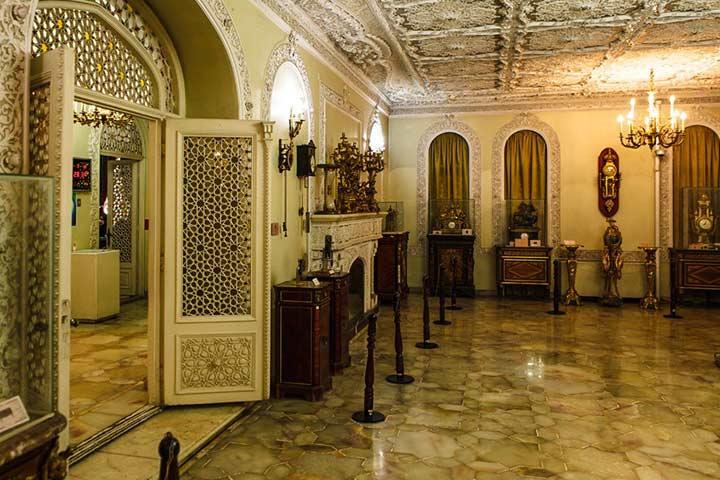 اتاق اصفهانیها | موزه تماشاگه زمان