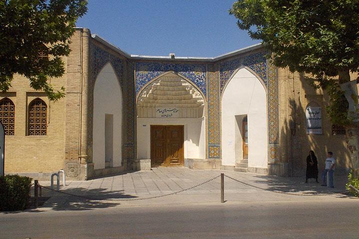 جاهای دیدنی اصفهان | موزه هنرهای تزئینی