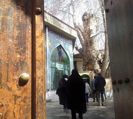 جاهای دیدنی تهران و حومه