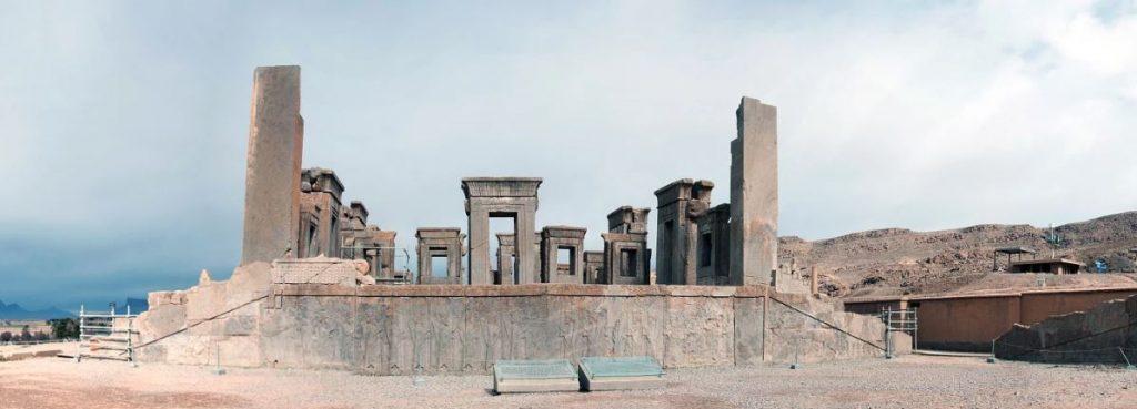 کاخ تچر | تخت جمشید