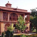 کاخ چهلستون قزوین - شاخص