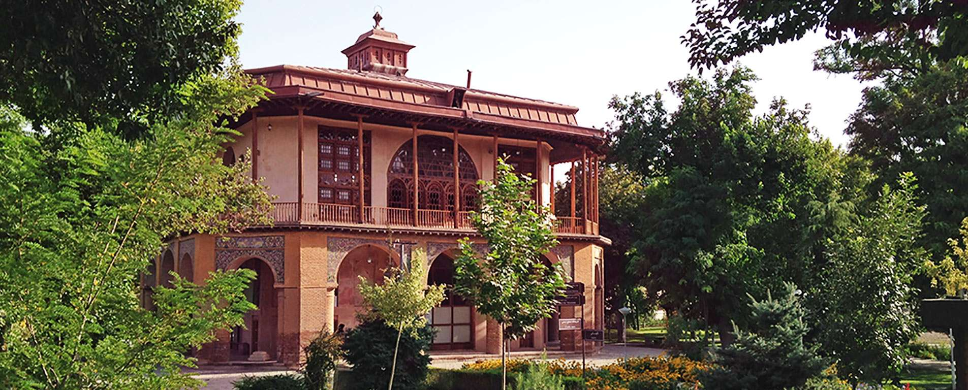 کاخ عالی قا÷و قزوین کاخ عالی قاپو اصفهان جاذبه توریست صفوی معماری اسلامی