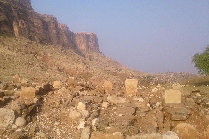 گورستان روستای پامنار
