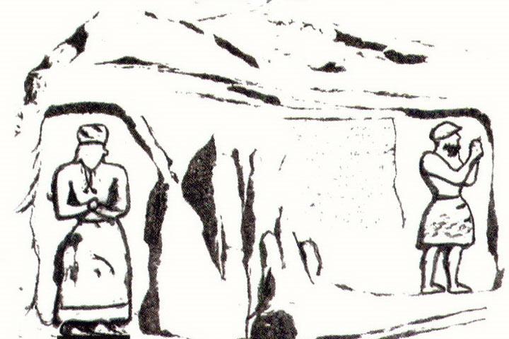 سنگ نگاره اشکفت سلمان