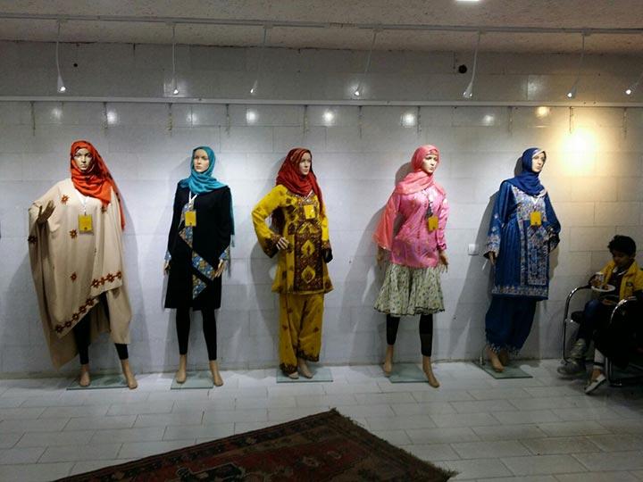 انواع لباس محلی زنان در سیستان و بلوچستان | لباس های محلی ایران