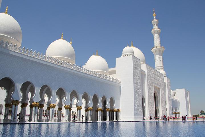 جاهای دیدنی ابوظبی