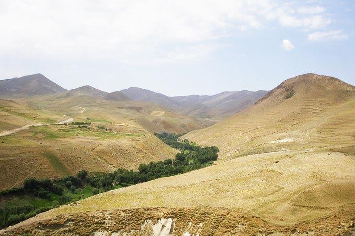لیقوان | روستایی پر از مناظر زیبا
