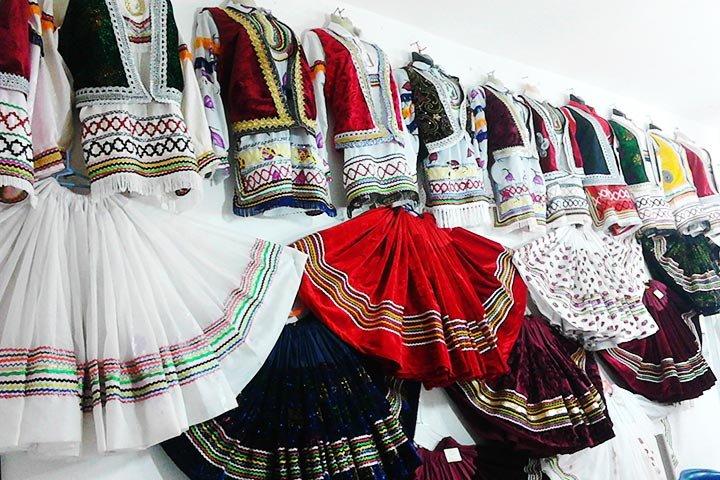لباس های محلی ایران