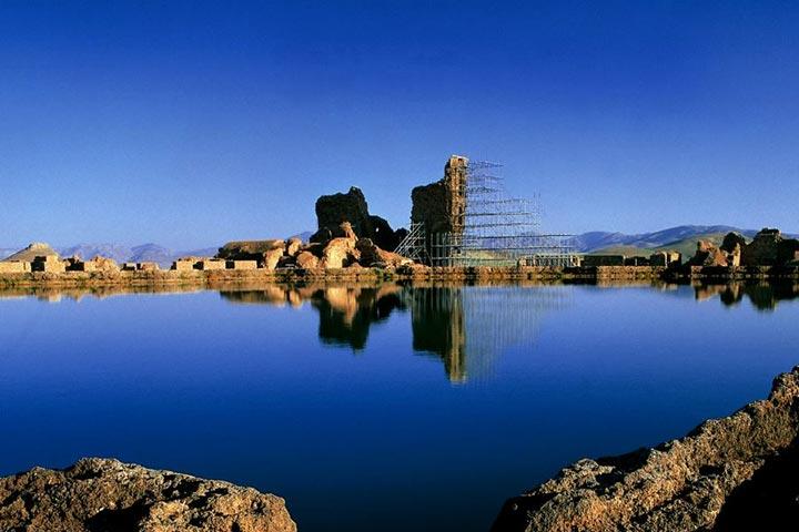 Untitled 1 37 - دریاچه تخت سلیمان کجاست؟ +تصاویر