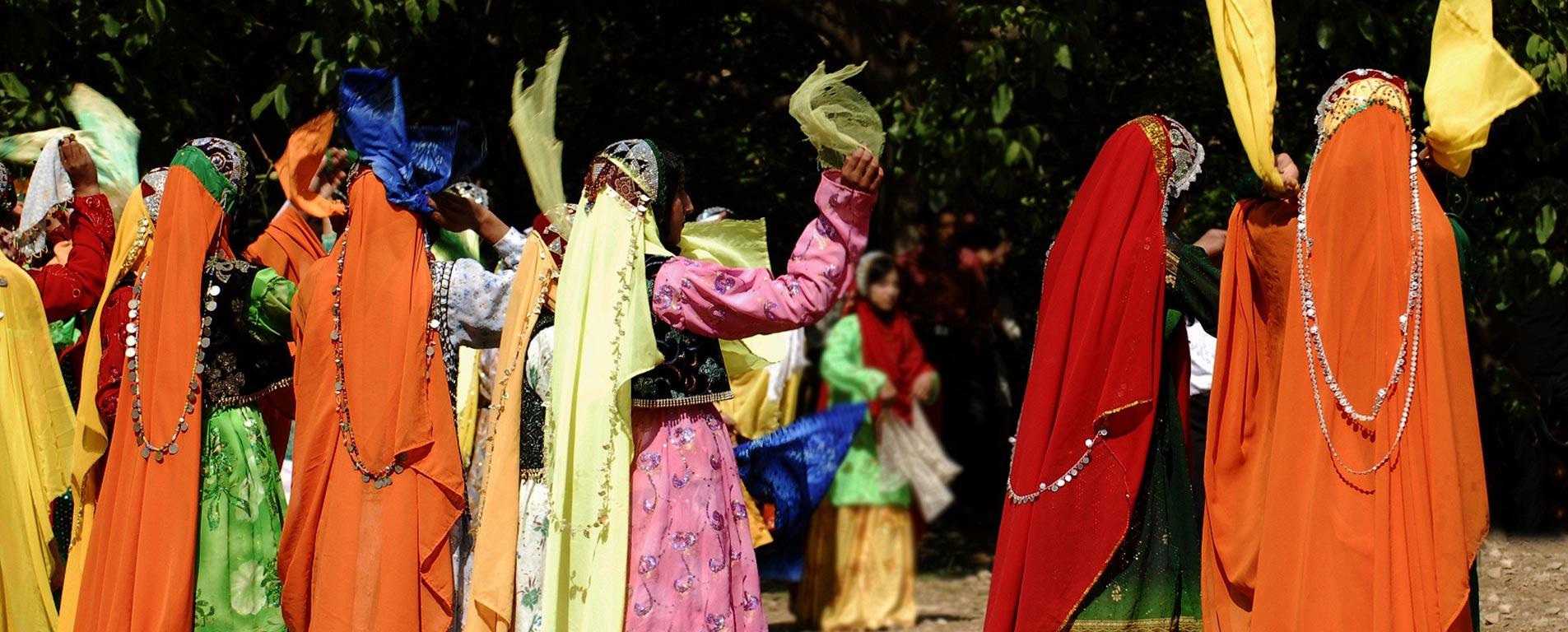 لباس های محلی ایران ، جلوهای از تنوع قومی و فرهنگی