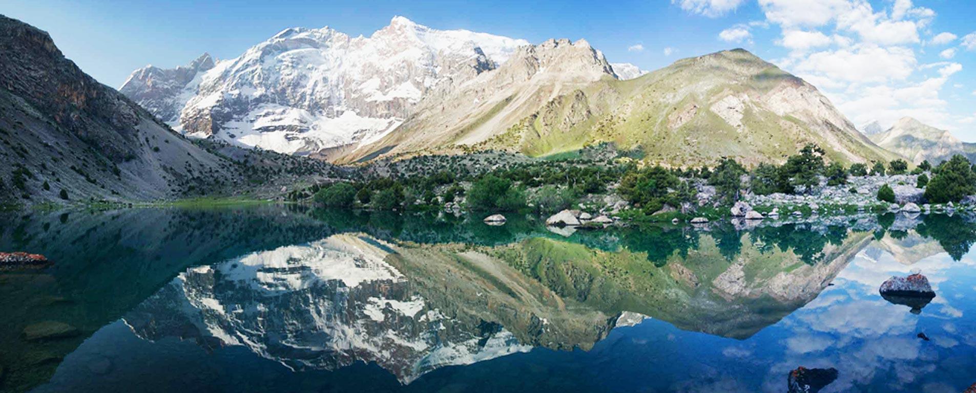 جاهای دیدنی تاجیکستان