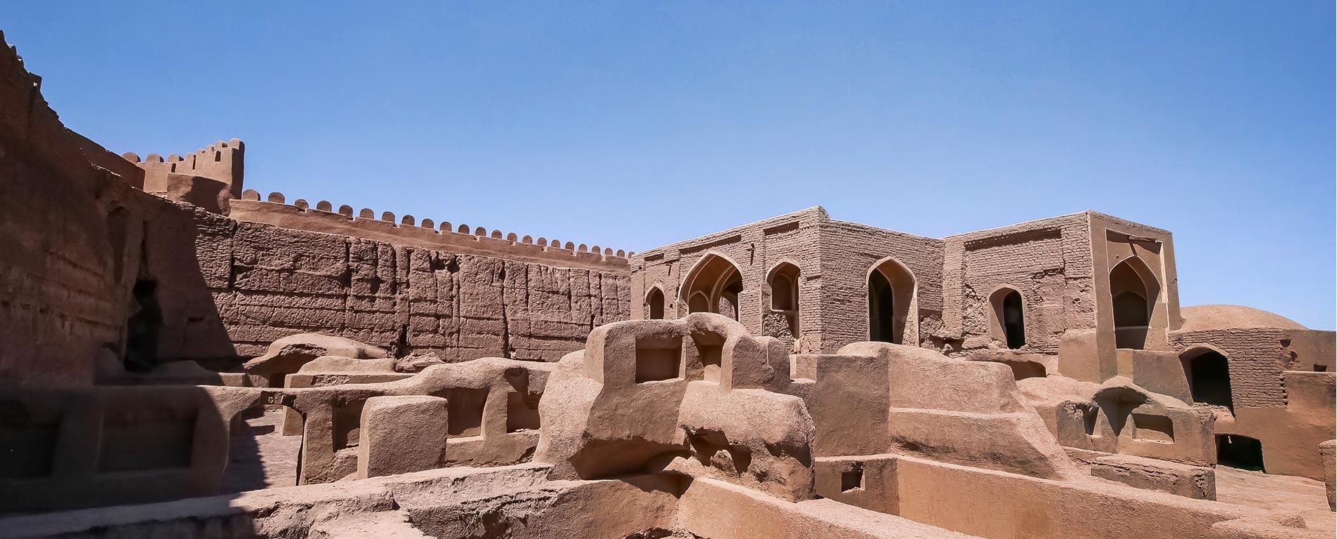 ارگ راین کرمان ، تمام نکات لازم دربارهی دومین بنای خشتی جهان