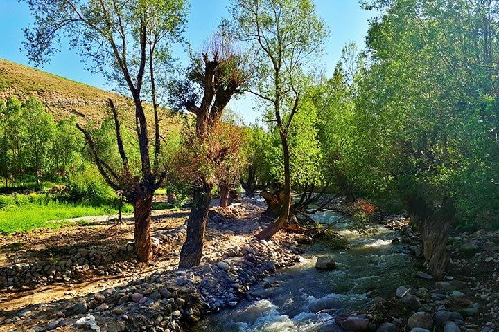 روستای لیقوان - آبوهوای بهشتی