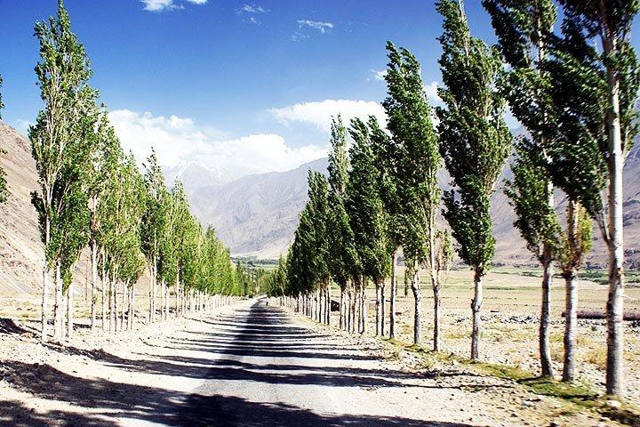 دالان واخان - جاهای دیدنی تاجیکستان