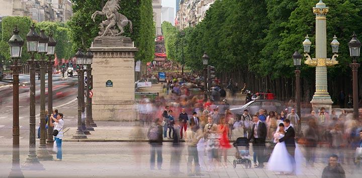 مقصدهای محبوب فرانسویان کجاست؟